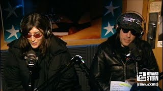 The Ramones Announce Their Retirement on the Howard Stern Show in 1996