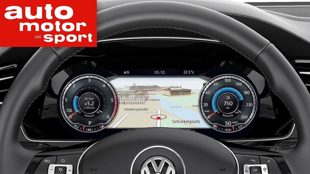 active info display des vw passat youtube. Black Bedroom Furniture Sets. Home Design Ideas