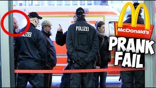 McDonalds Kinderschläger Prank geht viel zu weit... | JanneMann