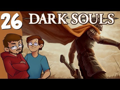 Let's Play | Dark Souls - Part 26 - Archers From Hell
