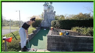 CASTLES, HOLE IN ONES, AND MINI GOLF FUN!