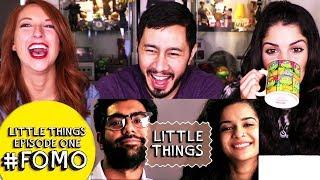 LITTLE THINGS | EPISODE 1 | Reaction | Stacy Howard & Kiana Madani!