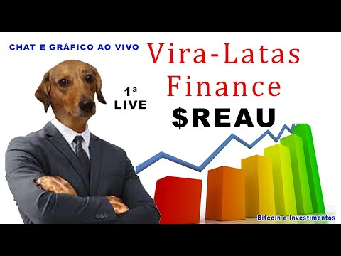 VIRA-LATAS FINANCE ($REAU) CHAT E GRÁFICO AO VIVO - Live 1