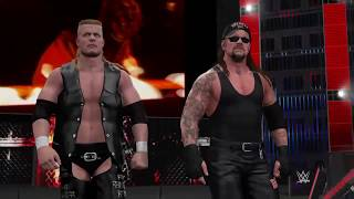 The Road Warriors vs. The SkyScrapers (H.I.A.C.)(WCW World Tag Titles) #BATTLEGROUND