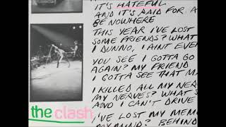 The Clash Hateful 1979 Raw Extended Version - Clash Rarities Unedited