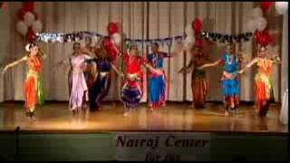 Thillana by Natraj Center for the Performing Arts