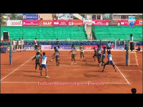 Indian University vs Punjab  Loser's Finals 18-3-2018  | Federation cup  Highlights 2018 Watch HD