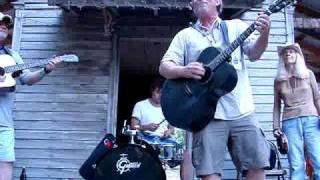 Bill Badger and Friends  -  Barefoot Farmer  -  Summer Solstice Party 2009
