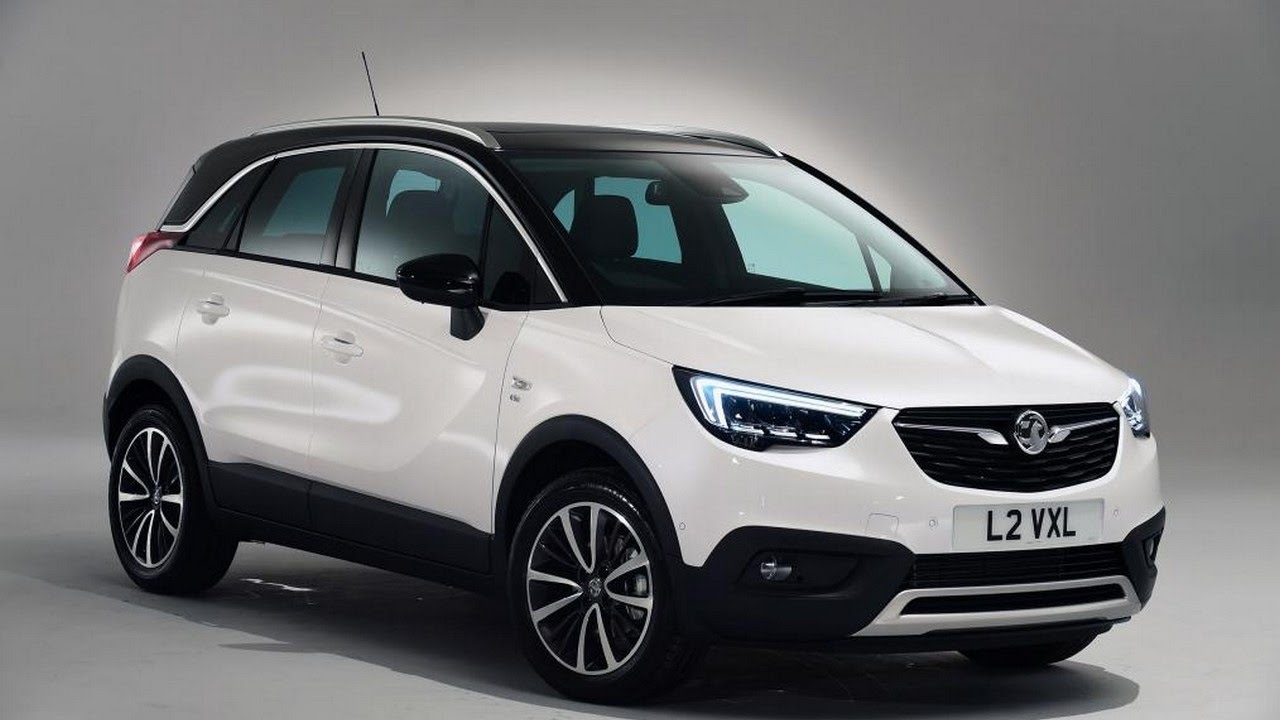 2017 vauxhall crossland x suv youtube. Black Bedroom Furniture Sets. Home Design Ideas