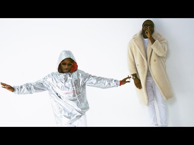 Larry Gaaga - Low ft. Wizkid