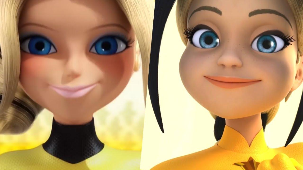 Download Vesperia Vs Queen Bee - Comparison | Miraculous Ladybug [ENG DUB]