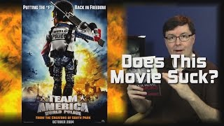 """""""Team America: World Police"""" (2004) - Does This Movie Suck?"""