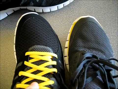 big sale f7761 018c2 Nike Free Run+ 2 Livestrong -- unboxing - YouTube
