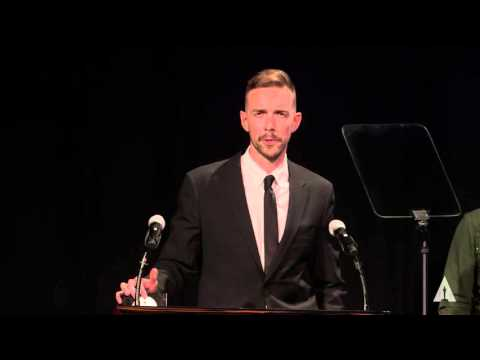 Henry Hughes, Narrative Gold Medal: 2015 Student Academy Awards