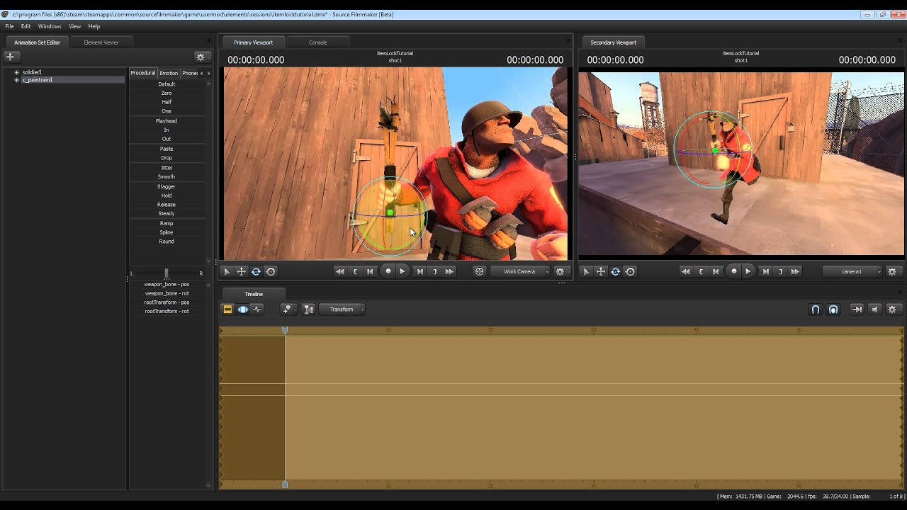 how to make source filmmaker run faster