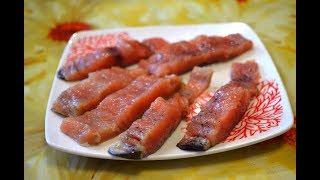 Горбуша как семга! Малосольная горбуша соленая под семгу -быстрый и простой способ!/Salted salmon.