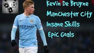 Kevin De Bruyne 2016 ● Manchester City ● Insane Skills ● Epic Goals ● I'm A Pro ● HD
