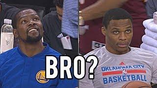 "NBA ""Hello, Old Teammate"" Moments"