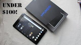 Hyundai Makes Tablets?! | Hyundai KORAL 8W2 8