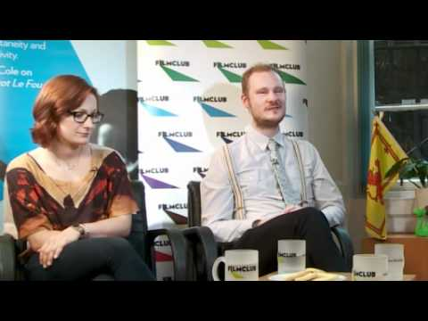 FILMCLUB Live - Animators Kate Charter and Tom Senoir tell you how to become animators