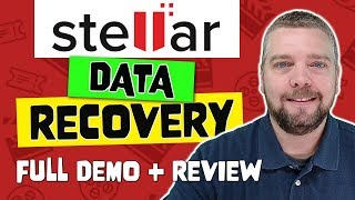 Stellar Data Recovery Review and Demo
