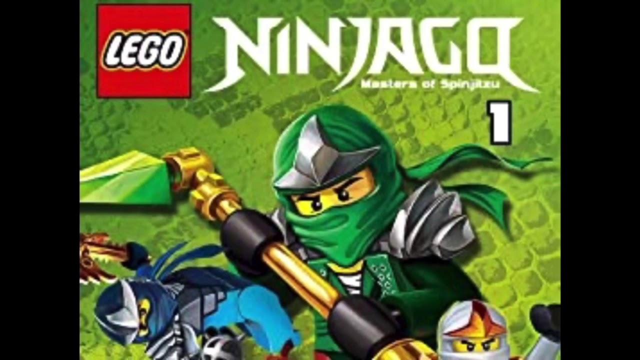 Ninjago Folge 8