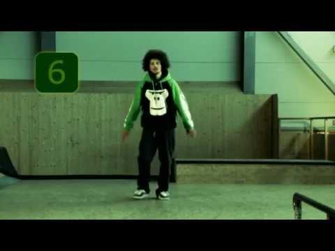 GORILLA Breakdance - Rhythmus (2) D