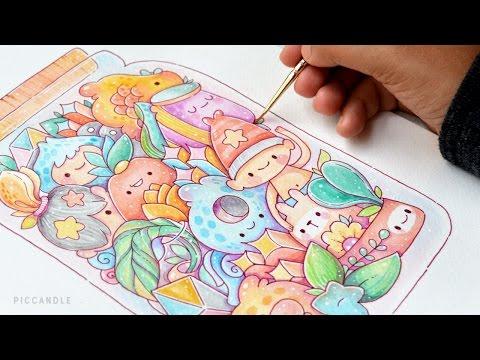 Doodle Jar | Cute Magical Waterdoodle