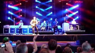 Status Quo - Caroline (Glastonbury Abbey 6/8/11)
