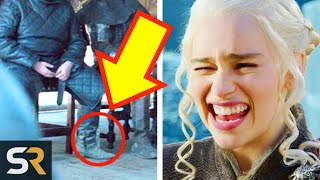 Download 25 Game Of Thrones Mistakes That Slipped Through Mp3 and Videos