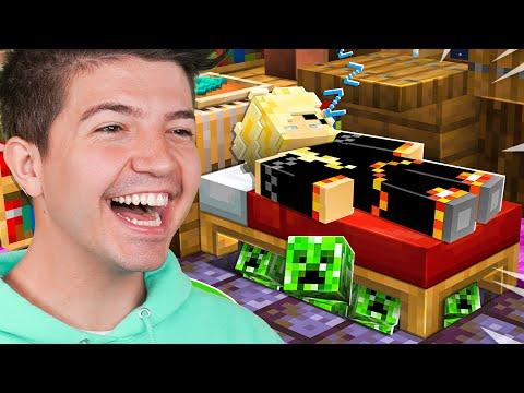 39 Funniest Ways to PRANK Your Friends in Minecraft!