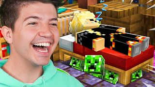 39 Funniest Ways to PRANK Your Friends in Minecraft!