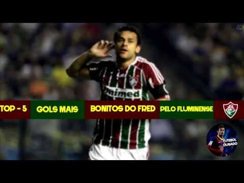 TOP 5 - GOLS MAIS BONITOS DO FRED PELO FLUMINENSE [ HD ]