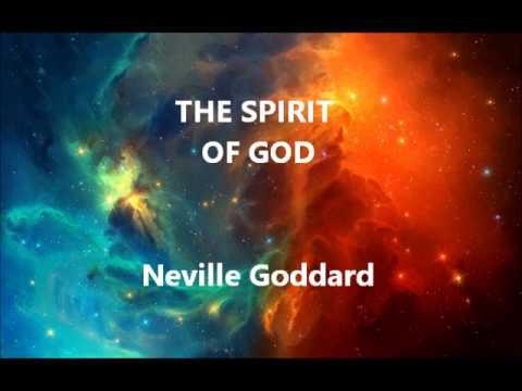 Neville Goddard: The Spirit Of God (how to enter an imagination)