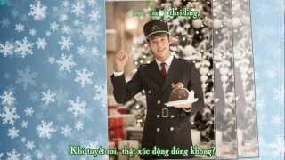 [Vietsub+Kara] Winter Wonderland.Air Supply