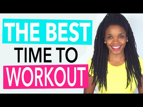 Best Time to Workout to Burn Fat and Build Muscle