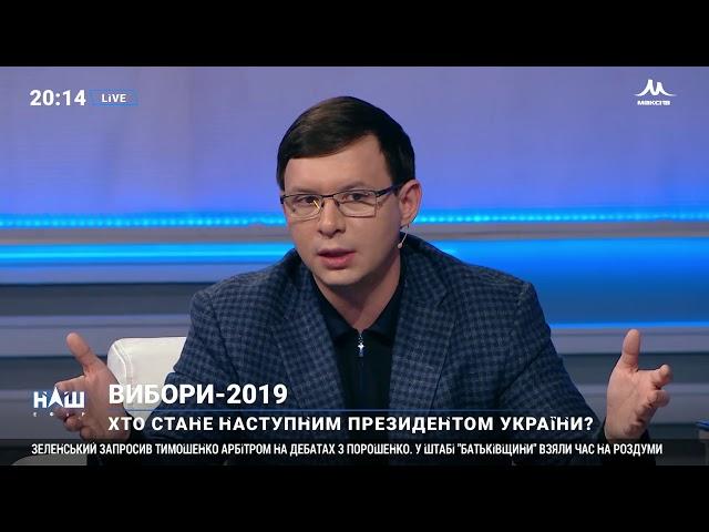 Мураев: Бойко - это конструкция Банковой, а Медведчуку выгодно, чтобы президентом остался Порошенко