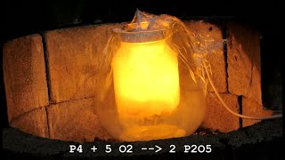 How to Make Phosphorus Pentoxide