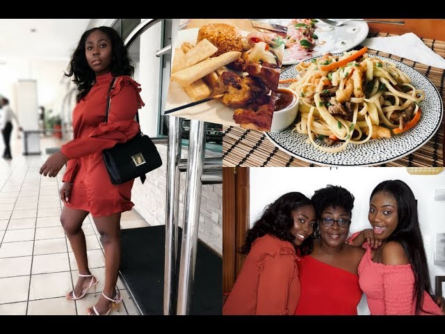 IPHONE VLOG - THIS IS GHANA : AKWAABA DANCE , GOOD FOOD & DESSERT IN ACCRA , AND MORE