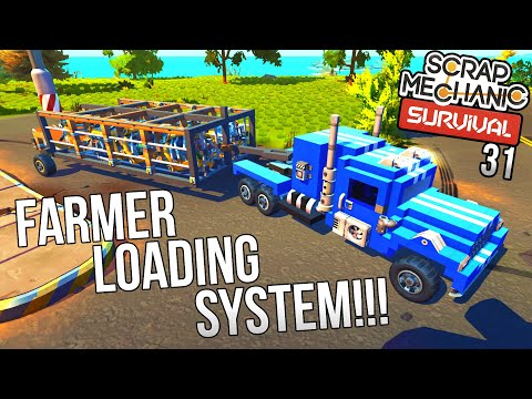 semi-trailer-for-farmers!- -scrap-mechanic-survival-gameplay/let's-play-e31