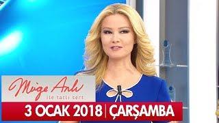 Müge Anlı ile Tatlı Sert 3 Ocak 2018 - Tek Parça