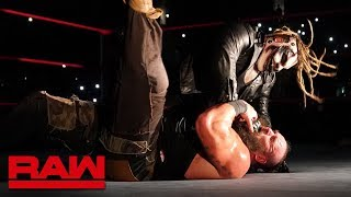 """The Fiend"" Bray Wyatt brutalizes Braun Strowman in Raw shocker: Raw, Sept. 23, 2019"