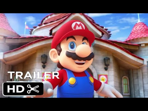 The Super Mario Bros Movie 2022 Movieclips Teaser Trailer