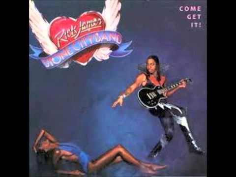 Rick James - Mary Jane (A Cappella)