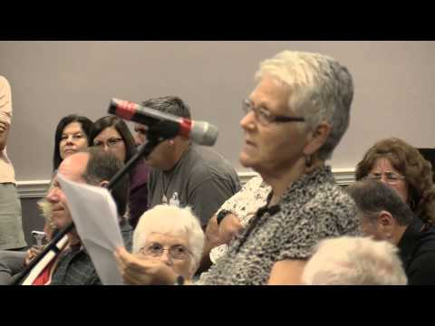 Commission Meeting Springhill suites 8/25/2015