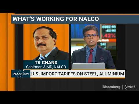 Nalco: U.S. Tariff Impact On Aluminium Market Will Be Marginal