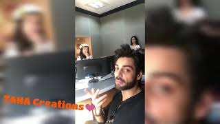 #KaranWahi reveals about his travel secrets at red Fm 93.5 for #loveokplease