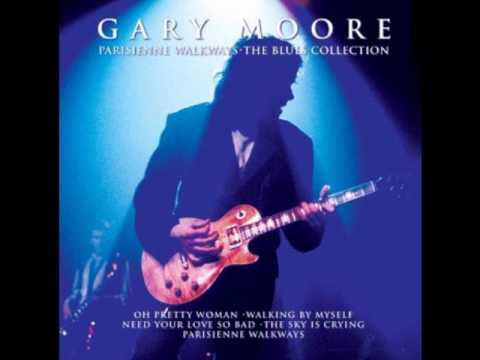 Клип Gary Moore - Only Fool in Town