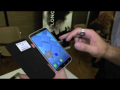Alcatel One Touch Hero Hands On
