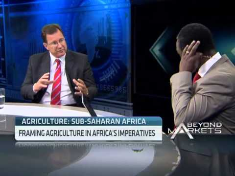 Agriculture as a Catalyst for Economic Growth in Africa - Part 1